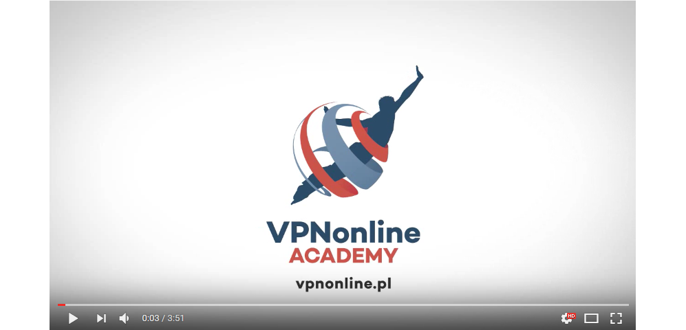VPNonline Academy Player